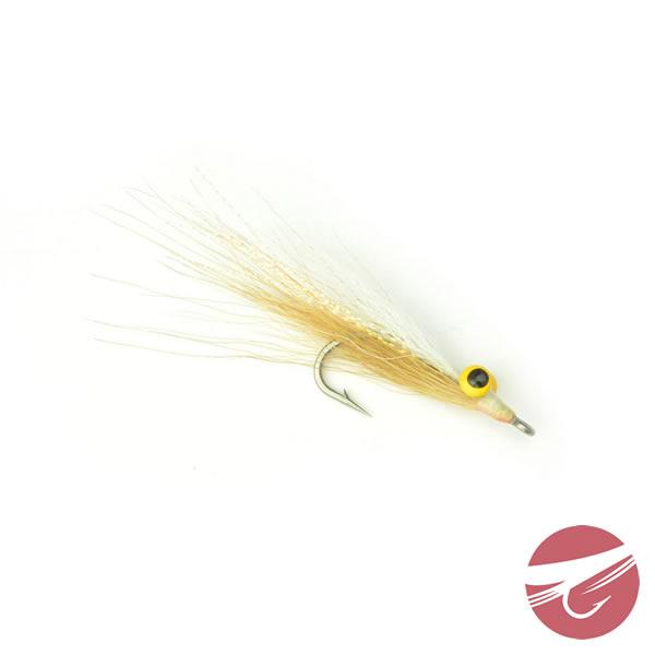 Umpqua Clouser Minnow White Size 2 Hook Fly Fishing New