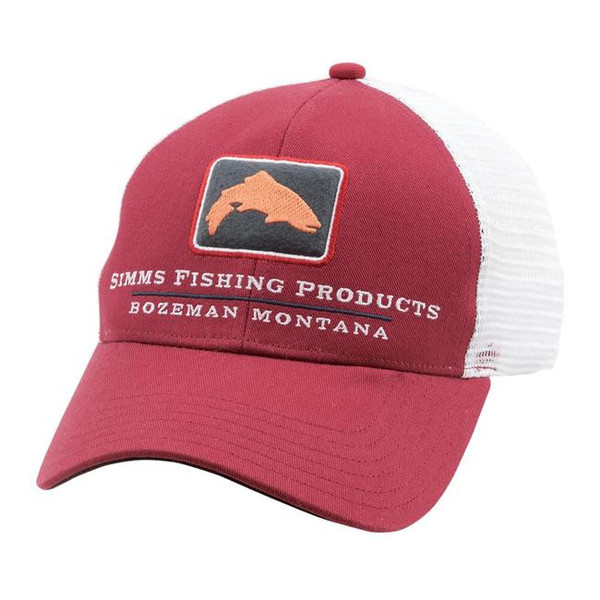 a9a424704c0 ... Simms Trout Icon Trucker Hat. Pinit